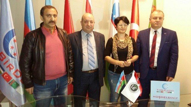 ASİMDER'den Türk-bir-dev Vakfı'na Ziyaret