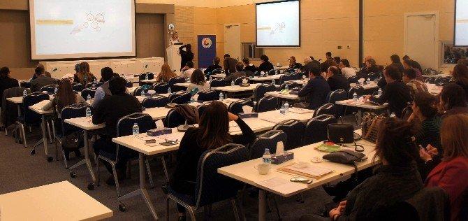 Aydın Ticaret Borsası, TOBB'da 'Coğrafi İşaret Ve Hibeleri' Anlattı