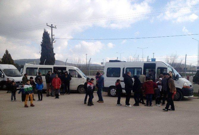 Jandarma'dan Mülteci Operasyonu