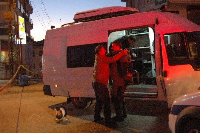 Başkent'te 'Sahte Bomba' Alarmı