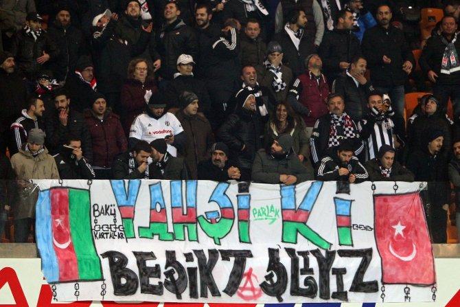 Beşiktaş: 2 - Gaziantepspor: 0 (İlk yarı)