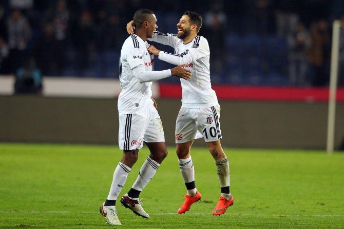 Beşiktaş: 4 - Gaziantepspor: 0