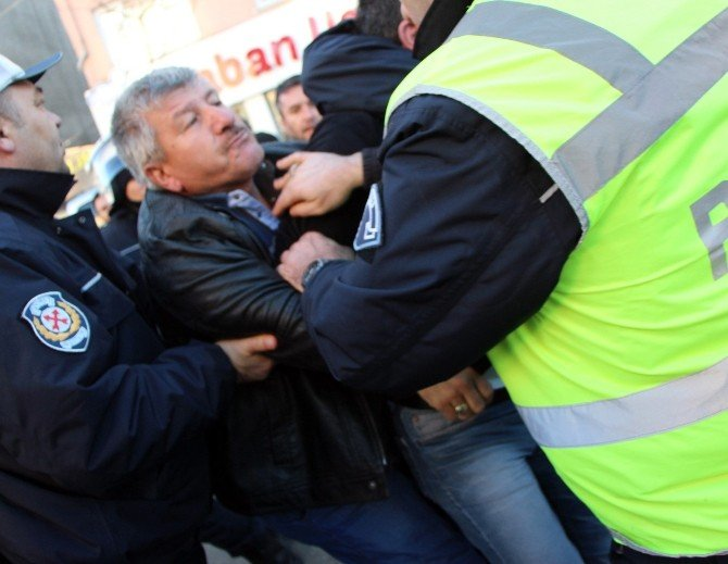 Boluspor - Adana Demirspor Maçı Sonrası Olaylar Çıktı