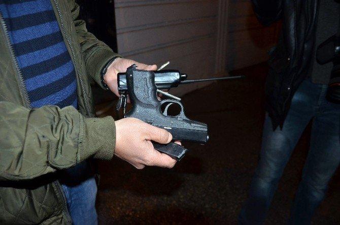 Bursa Polisinden Huzur Ve Güven Operasyonu