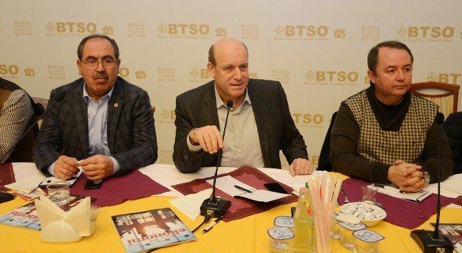 BTSO Öncülüğünde Bursalı Firmalara 'Liderlik' Eğitimi