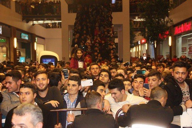 Gaziantep'te Mustafa Ceceli Rüzgarı