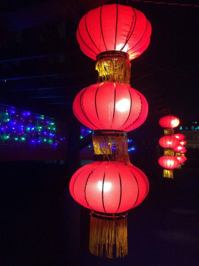 """Çin, geleneksel """"maymun yılına"""" girdi"""