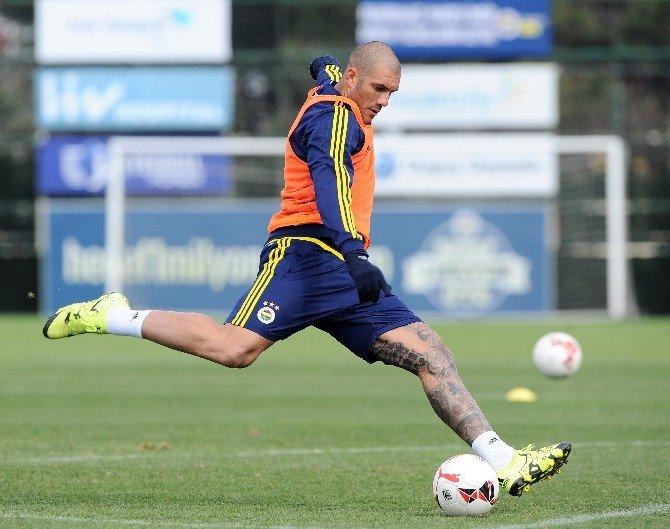 Fenerbahçe, Amedspor Maçı Hazırlıklarına Başladı