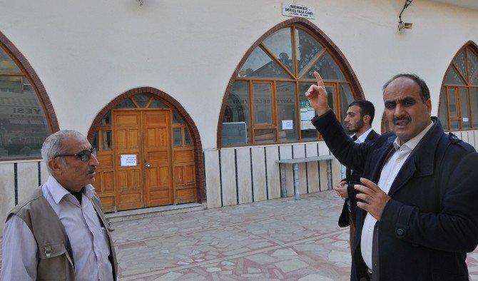 150 Yıllık Merkez Dervişiye Camii Restore Ediliyor