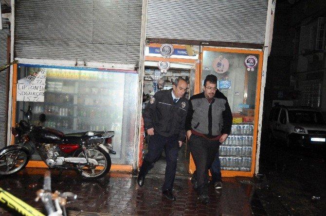 Gaziantep'te Markete Patlayıcı Atıldı