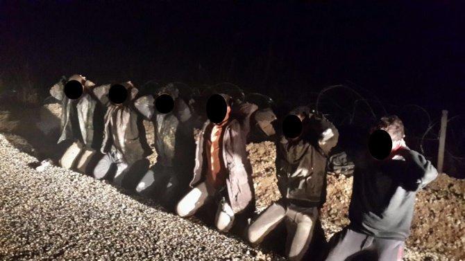 TSK: İki terörist 500 elektrikli fünye ve 200 tahrip kapsülü ile yakalandı