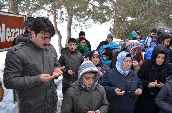 Erzurum, Hami-yet Ailelerini Ağırladı