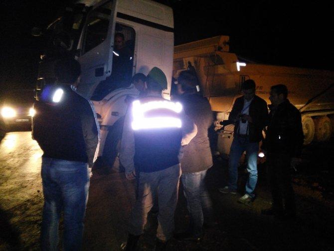 İstanbul'un hafriyatını Kocaeli'ne dökenlere operasyon