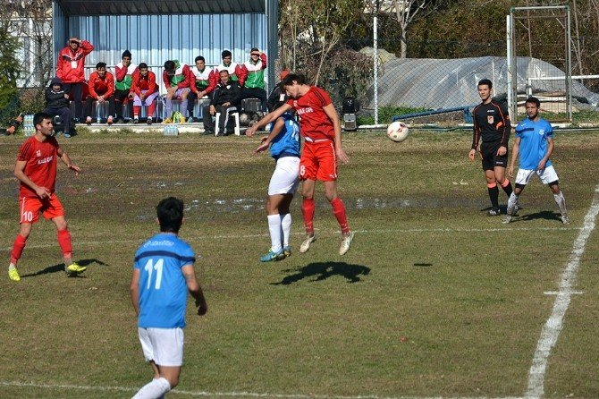 Foça Belediye Spor: 12 - Reo Atilla Spor: 0