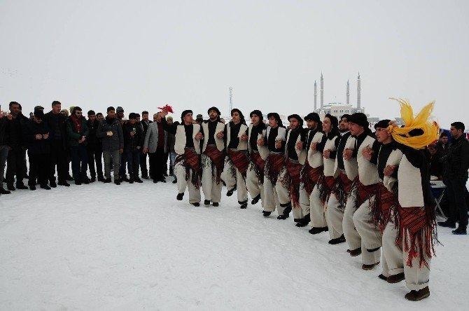 Muş'ta 1. Uluslararası Kar Festivali