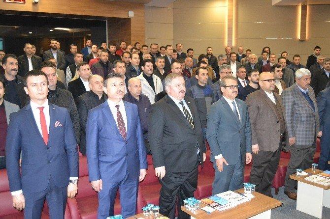 Kaymos'un Yeni Başkanı Yakup Deveci Oldu
