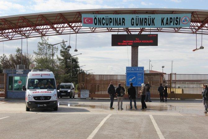 Suriye muhalif sözcüsü Türkiye'de