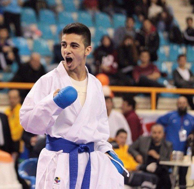 Kağıtsporlu Eray Şamdan'dan Dördüncü Avrupa Şampiyonluğu