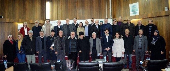 Konya Büyükşehir Belediyesi Ali Ulvi Kurucu'yu Andı