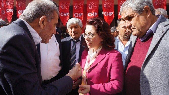 CHP Manisa İl Ve İlçe Teşkilatları Sarıgöl'de Buluştu