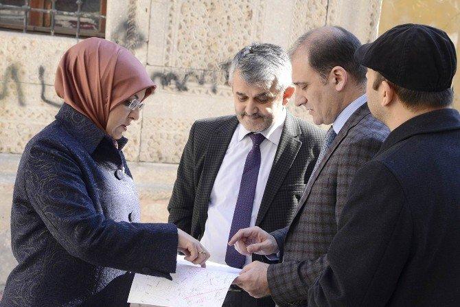 Meram'da Tarihi Mahalle Yenileniyor