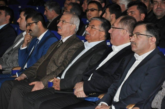 """Milli Savunma Bakanı Yılmaz: """"Aşık Veysel 78 Milyonun Gönlüne Hitap Etmiştir"""""""