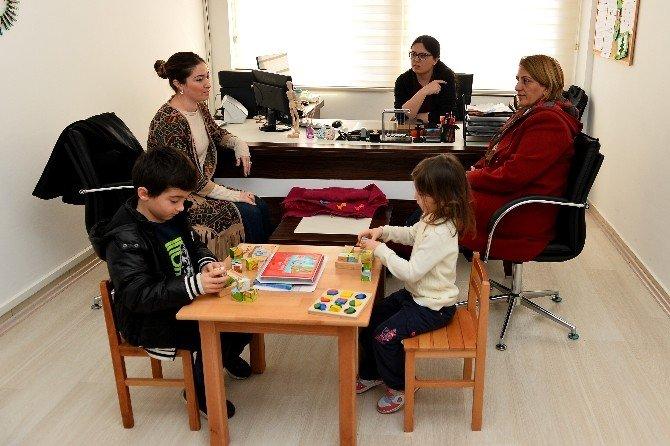 Muratpaşa'dan Psikolojik Danışman Hizmeti