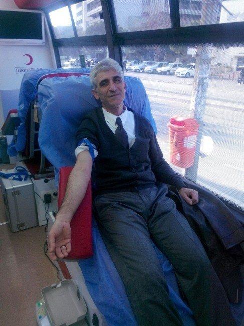 Sime-sen'den 47 Ünite Kan Bağışı