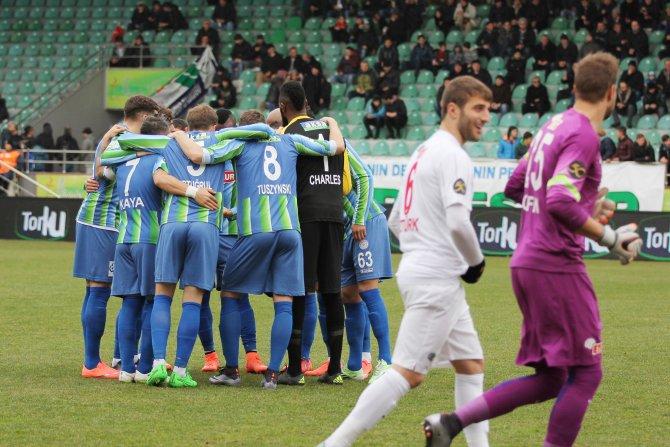 Çaykur Rizespor: 1 - Eskişehirspor: 1