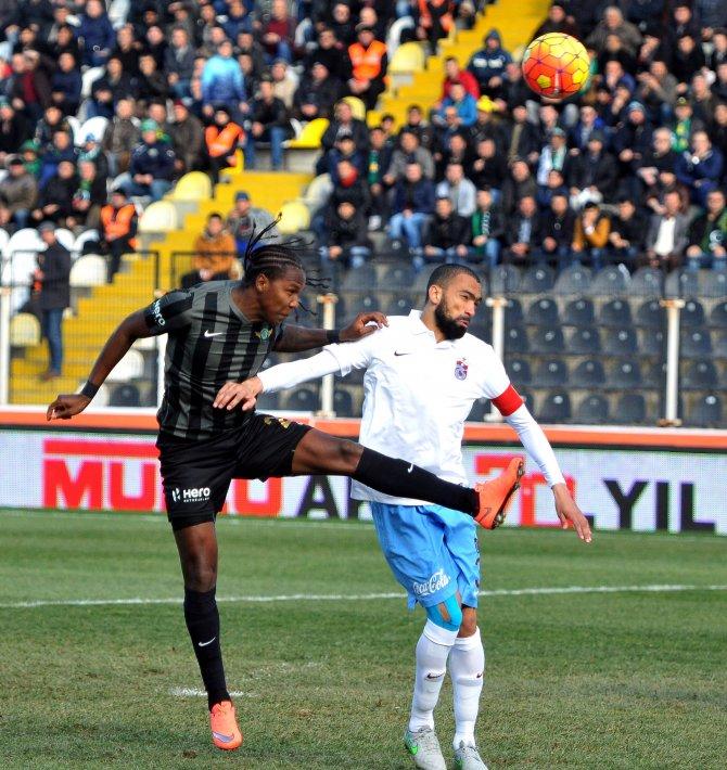 Akhisar Belediyespor: 2 - Trabzonspor: 1