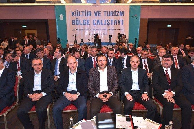 """Trabzon'da """"Kültür Ve Turizm Bölge Çalıştayı"""" Başladı"""