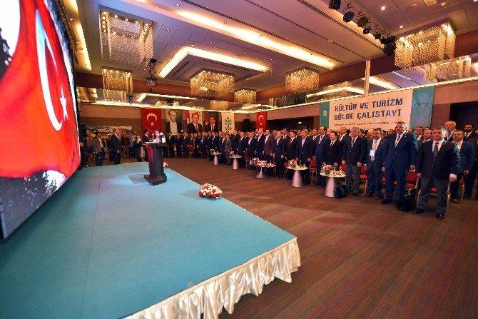 """Trabzon'da """"Kültür Ve Turizm Bölge Çalıştayı"""""""