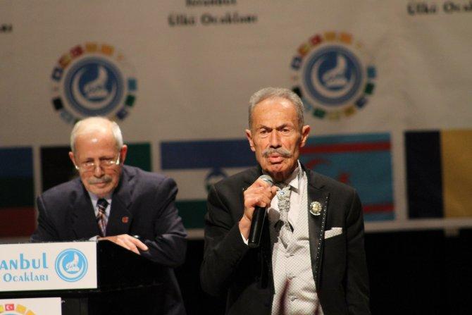 Türk dünyası hizmet ödülleri sahiplerini buldu