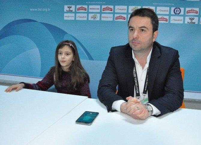 Uşak Sportif - Rönesans TED Ankara Kolejliler Maçının Ardından