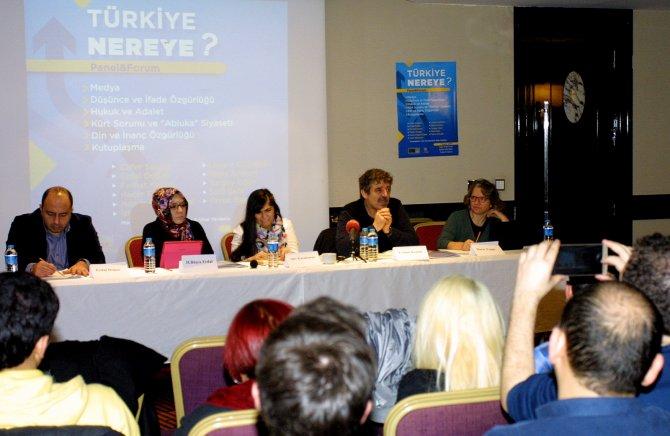 Akademisyen ve gazeteciler: Türkiye kendisiyle yüzleşmeli