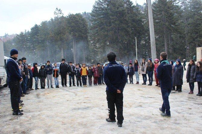 Karne Hediyesi Kar Gezisi