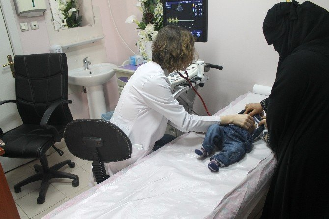 Çocuk Kardiyoloji Uzmanı Dr. Nilüfer Çetiner'in Hastanede Göreve Başladı