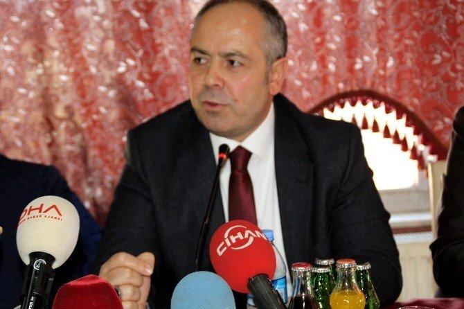AK Parti Milletvekillerinin Hakkari Ziyareti