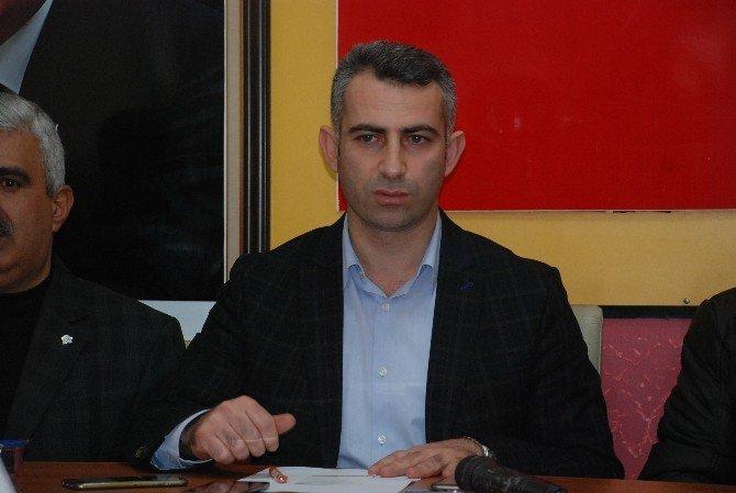 """AK Partili Bay: """"Görevimizin Başındayız"""""""