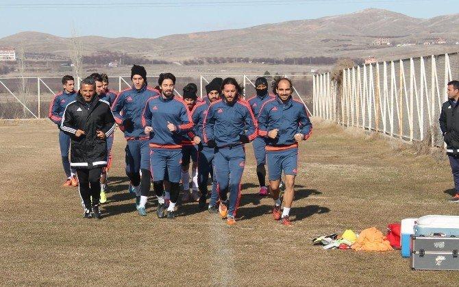Alima Yeni Malatyaspor Çalışmalara Eksik Başladı