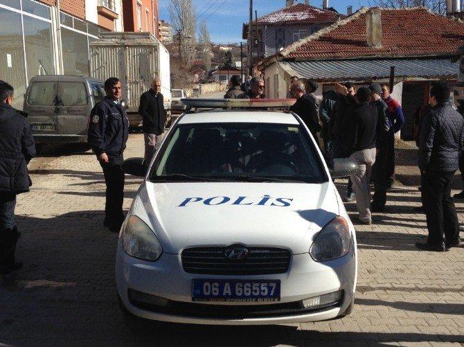 Ankara'da Hırsızlar Yakayı Ele Verdi