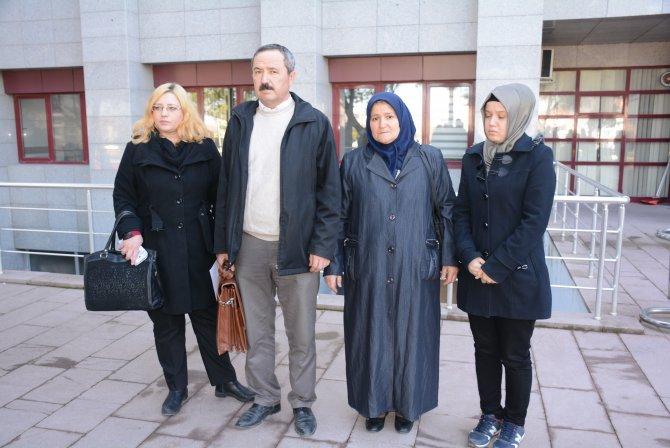 Boşanmak istediği için öldürülen Rabia'nın davasının ikinci duruşması yapıldı