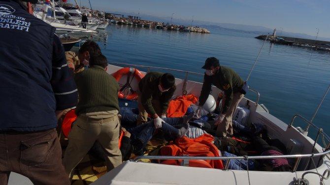 Edremit'te kaçak göçmen faciası: Ölü sayısı 27'ye çıktı