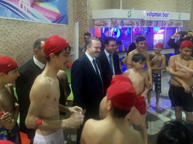 Tuşba Belediyesi'nden Öğrencilere Unutulmaz Bir Tatil