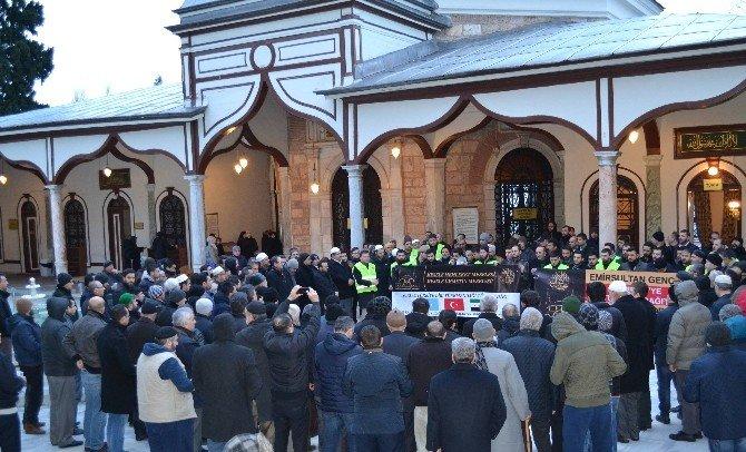 Bayırbucak Türkmenlerine Hem Dua, Hem Yardım