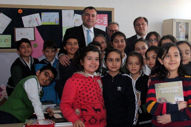 Çankaya'da 70 adet okul yenilendi