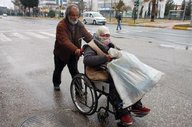 Yaşlı Çiftin Yürek Burkan Hikayesi