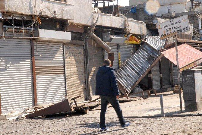 Sur'da Yaralı Sayısı 4'e Yükseldi