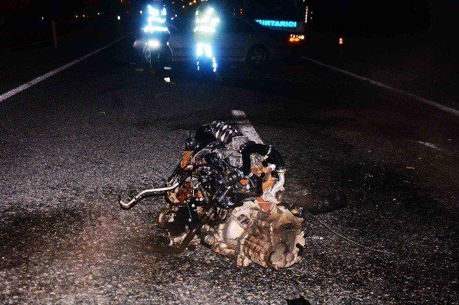 Muğla'da Kaza 1 Ölü