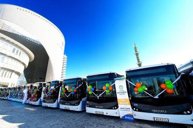 Özel Halk Otobüsleri Seferde